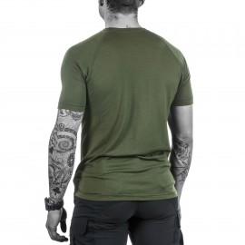 Merino Shirt Short Sleeve Black