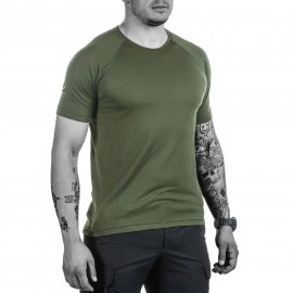 UF PRO Merino Shirt Short Sleeve Ranger Green