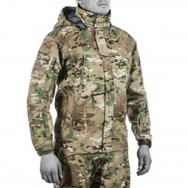 UF PRO MONSOON XT GEN.2 TACTICAL RAIN JACKET MULTICAM