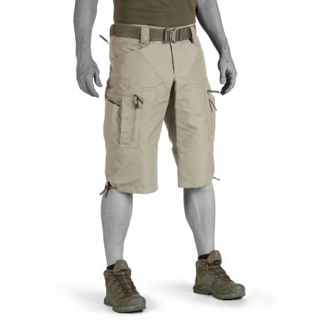 P-40 Tactical Shorts Brown Grey