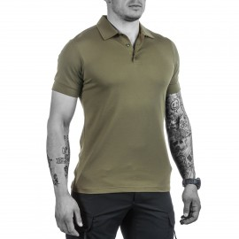 UF PRO Urban Polo Shirt Chive Green