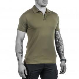 UF PRO Urban Polo Shirt Chive Green