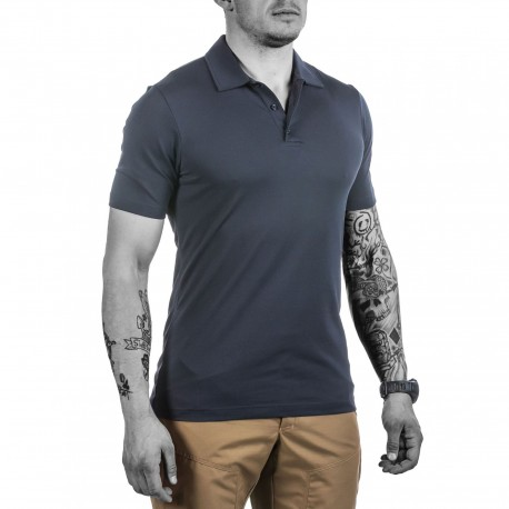 Urban Polo Shirt Desert Grey