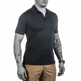 UF PRO Urban Polo Shirt Black