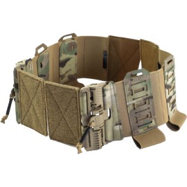 Templars Gear ROC Elastic Cummerbund with Pouches Multicam