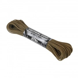 Tactical 275 Cord (100ft) - Coyote