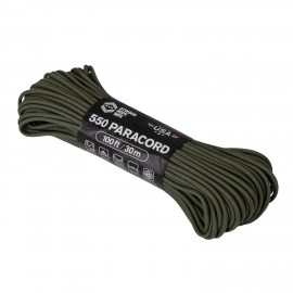 550 Paracord (100ft) - Black