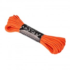 550 Paracord Reflective (50ft) - Orange