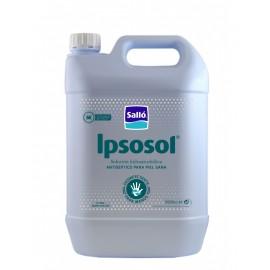 Solución hidroalcohólica IPSOSOL 5 litros para desinfección de manos
