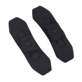 TPC COMFORT PADS - SHOULDERS GEN2 - Black