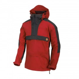 Helikon-Tex WOODSMAN Anorak Jacket Crimson Sky / Ash Grey