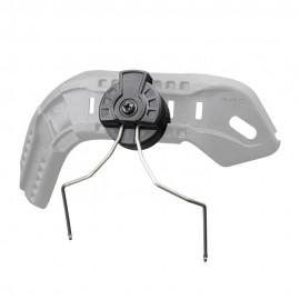 Earmor M11-Peltor ARC Helmet Rails Adapter Attachment Kit for 3M Peltor