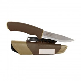 MORAKNIV Bushcraft Survival Desert Stainless Steel
