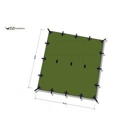 DD Hammocks Tarp 4x4