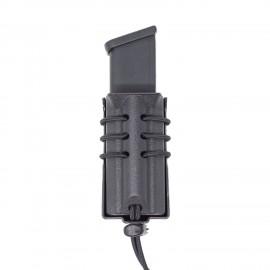 Wilder Tactical Universal Pistol Mag Pouch Safariland 744BL Black