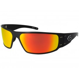 Gatorz MAGNUM POLARIZED Black / Smoked Polarized