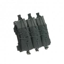 Templars Gear CPC 3X1 AR/AK SINGLE PANEL GEN3 Black