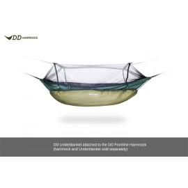 DD Hammock Underblanket - Funda de abrigo aislante para hamacas