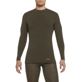 Thermowave Camiseta Merino Artic Negra