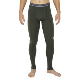 Thermowave Pantalones Merino Artic Negros