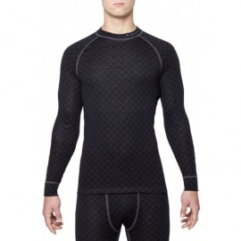 Thermowave Camiseta Merino Extreme Negra
