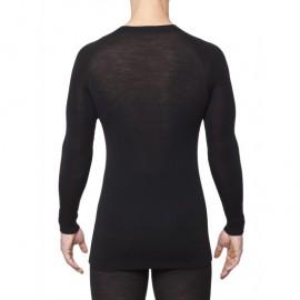Thermowave Camiseta Merino ONE50 Negra