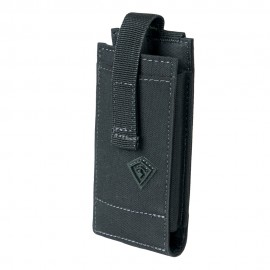 First Tactical TACTIX SERIES MEDIA POUCH - MEDIUM Black