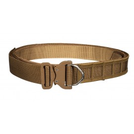 Bayonet 45mm ASSAULT belt rigid double layer with molle cels COYOTE BROWN