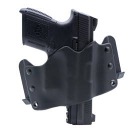 Stealth Operator COMPACT CLIP OWB BLACK HOLSTER