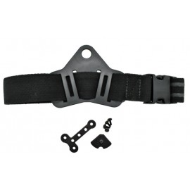"Wilder Tactical UBL Leg Strap Assembly 1"" cobra buckle"
