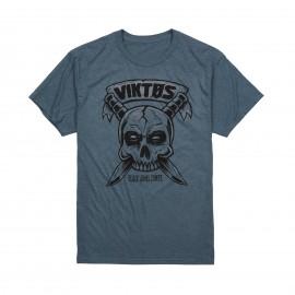 Viktos Camiseta KBARRED JADE BLACK HEATHER