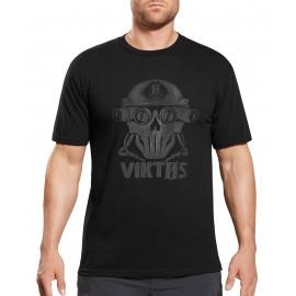 Viktos Camiseta FOUR EYES TEE BLACK