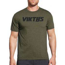 Viktos Camiseta TACK OLIVE HEATHER
