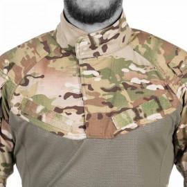 UF PRO STRIKER X COMBAT SHIRT MULTICAM