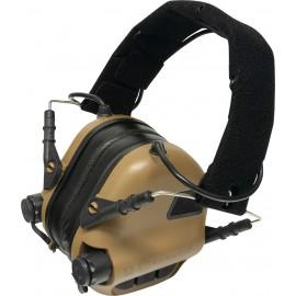 EARMOR M31 Coyote Tan