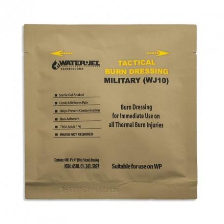 Apósito WATERJEL Tactical Military de 10x10cm