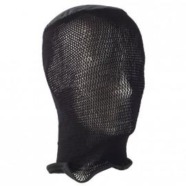 Red de camuflaje facial SPANDO negra