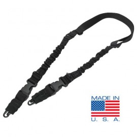 CONDOR CBT 2 POINT BUNGEE SLING Black