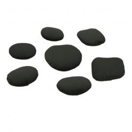 CONDOR Helmet Pads II Black