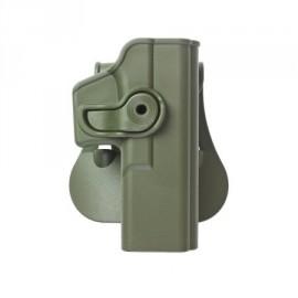 IMI Roto Paddle Holster Glock 17 OD