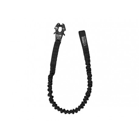 Personal Retention Lanyard Black