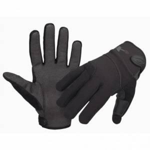 guantes de policía