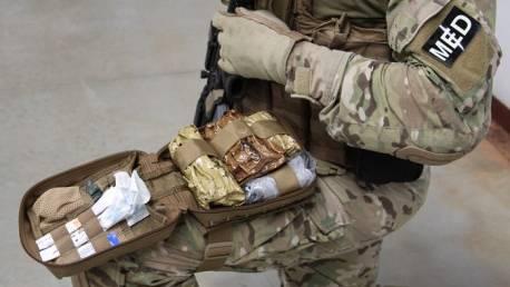 Equipamiento médico táctico de calidad con Tactical Medical Solutions