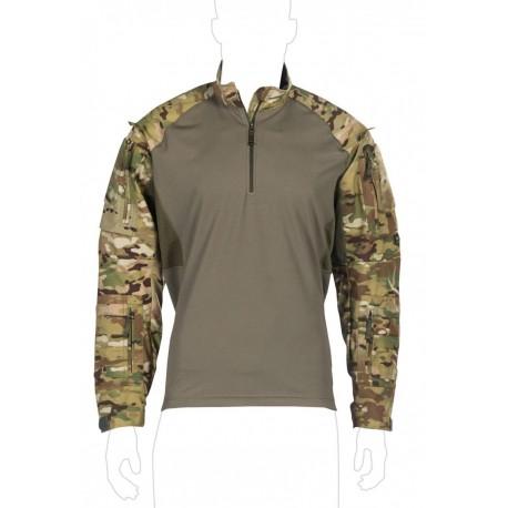 camiseta de combate ropa militar