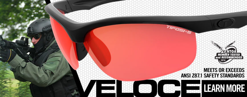 gafas tifosi tactical veloce