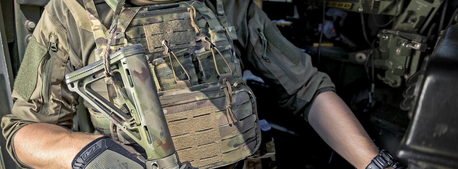 Direct Action, el mejor equipamiento militar