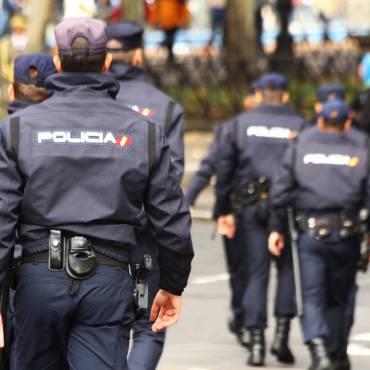 Material policial básico, todo lo que necesitas