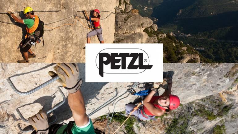 Marca Petzl, la necesitarás