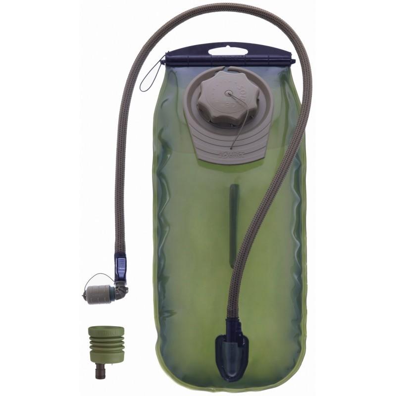 preparación bolsa-de-hidratacion-source-wxp-3l-storm-adaptador-uta