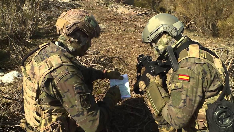 Equipamiento militar: cómo hacerte el tuyo